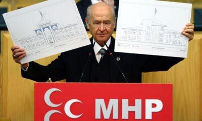 MHP Lideri Bahçeli duyurdu: Şuşa'ya okul projesi hayata geçiyor