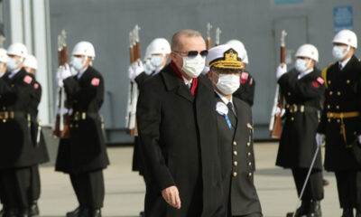 Cumhurbaşkanı Erdoğan: Kendi savaş gemisini yapabilen 10 ülke arasındayız