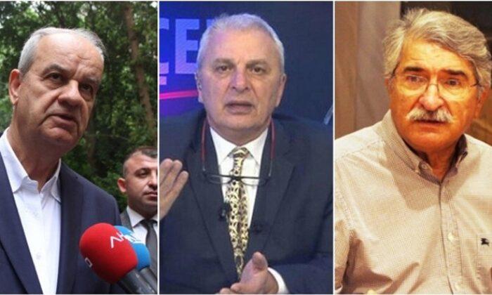 AK Parti 81 ilde İlker Başbuğ, Fikri Sağlar ve Can Ataklı hakkında suç duyurusu yapacak