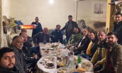 İP'li belediye başkanından olaylı doğum günü partisi