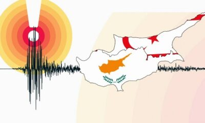 Kıbrıs'ta şiddetli deprem! Hatay ve Mersin'de de hissedildi