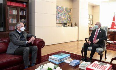 Kılıçdaroğlu, Fransa'nın Ankara Büyükelçisi Herve Magro ile görüştü