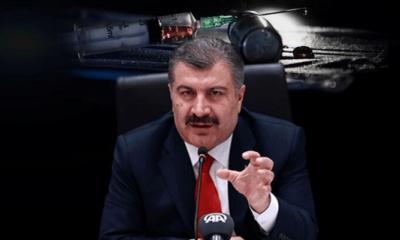 CHP'nin iddiasına Bakan Koca'dan evap; Aşıyı bedava bağışlar mı, bunun akılla izahı var mı?