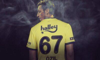 Fenerbahçe Mesut Özil'in maaşını açıkladı! Sözleşme detayları belli oldu