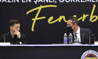 Mesut Özil imzayı atıyor! Fenerbahçe'deki en beğendiği futbolcuyu açıkladı