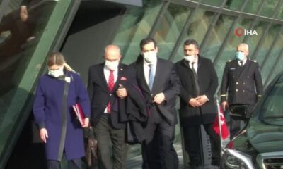 MHP heyeti, Şuşa'da açılacak okul için Azerbaycan'da