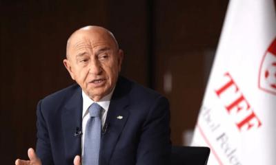 TFF Başkanı Nihat Özdemir'den 'seyirci' açıklaması