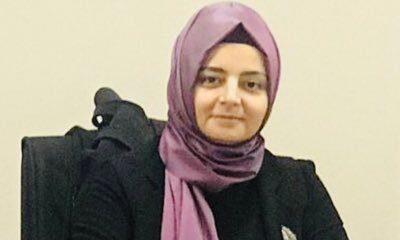 AK Parti Maltepe de Kadın Kollarına Sevim Çelik Koçyiğit devam dedi