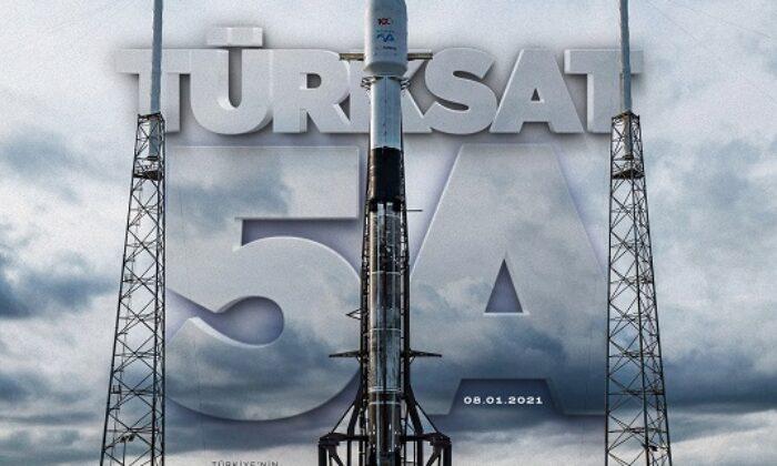 Bakan duyurdu! Türksat 5A yörüngesine ulaştı
