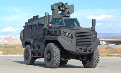 Kenya, Türkiye'den zırhlı araç alacak
