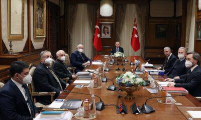 Cumhurbaşkanlığı Yüksek İstişare Kurulunda yabancı ve İslam düşmanlığı ele alındı