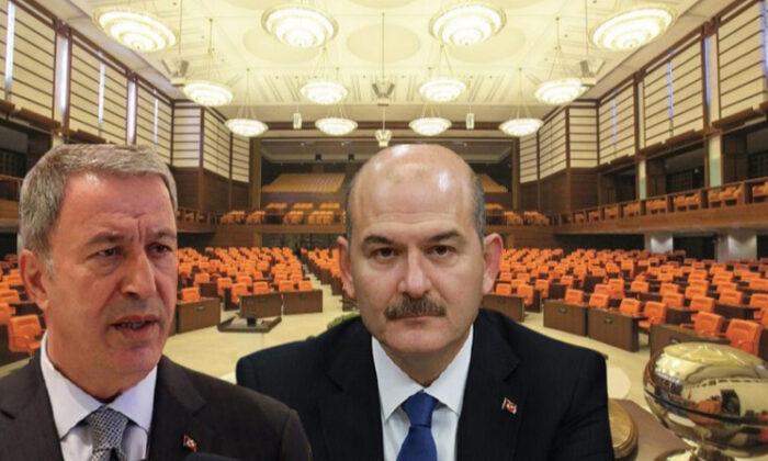 Bakan Akar ve Bakan Soylu Meclis'e Gara'yı anlatacak