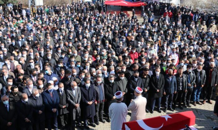 Türkiye Gara şehitlerini ebediyete uğurluyor
