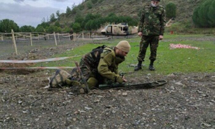 MSB duyurdu: Azerbaycanlı askerler başarıyla tamamladı