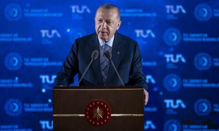 Cumhurbaşkanı Erdoğan, Türkiye'nin uzay programını dünyaya ilan etti: Türk vatandaşı uzaya gidecek