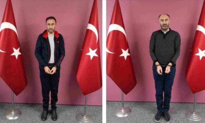 Firari FETÖ mensupları, MİT'in operasyonuyla Özbekistan'dan Türkiye'ye getirildi
