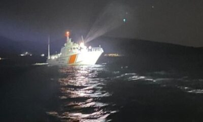 Gökçeada'da kayıp İlçe Jandarma Komutanı Bulut'un cansız bedenine ulaşıldı