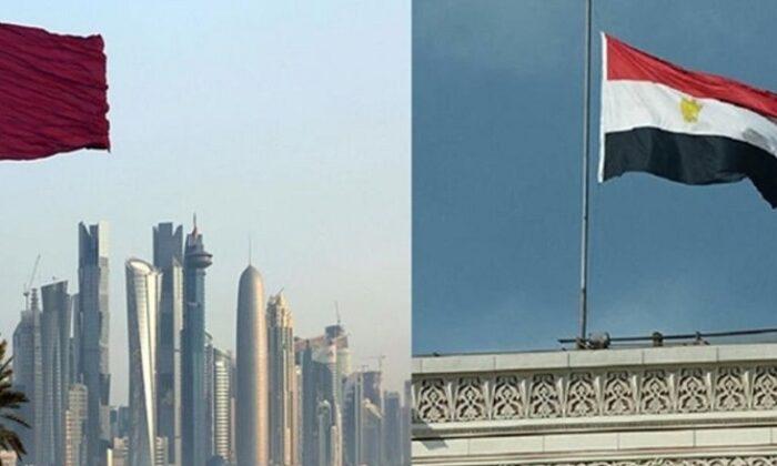 Ruslar duyurdu! Katar'dan Mısır kararı