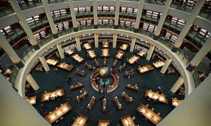 Millet Kütüphanesi'ne yapılan ziyaretçi sayısı açıklandı