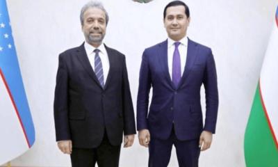 Özbekistan Türkiye ile ortak üniversite açmak istiyorlar