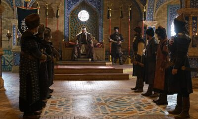 Özbek-Türk ortak yapımı 'Mendirman Celaleddin' Özbek izleyicilerle buluştu