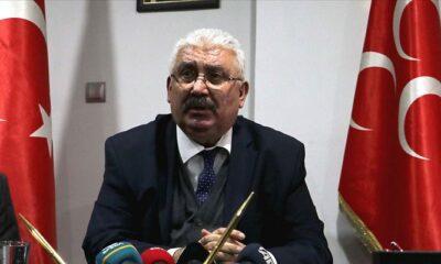 MHP'li Yalçın: MHP'nin kurumsal kimliğini hedef alamazsınız