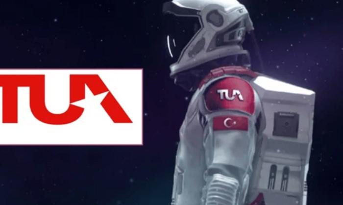 Türkiye Uzay Ajansı'nın logosunda dikkat çeken detay