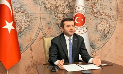 """Kıran: """"Türk dünyası ancak birlik olursa dirliğe kavuşur"""""""