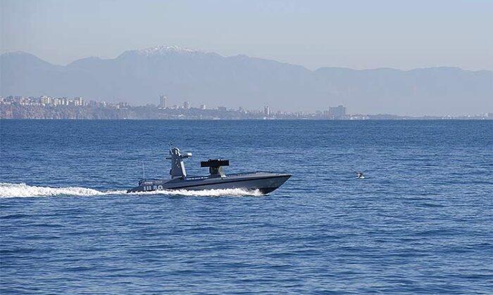 Türkiye'de bir ilk! Donanmada yeni dönem başlıyor