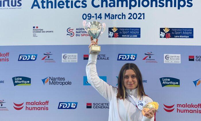 Türkiye Özel Sporcular Kadın Milli Takımı, Avrupa şampiyonu oldu