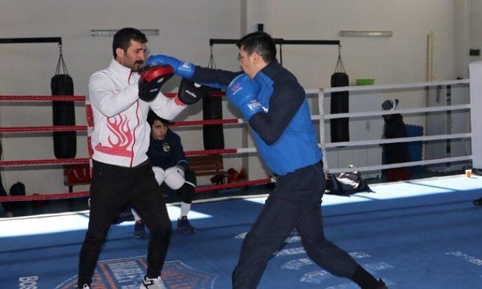 Türkiye ve Azerbaycan boks milli takımlarının kampı sona erdi