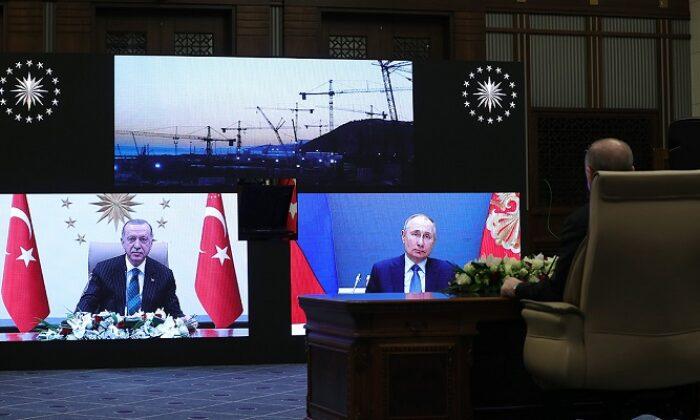 Cumhurbaşkanı Erdoğan: Cumhuriyetimizin 100'üncü yılında Türkiye'yi nükleer enerji sahibi ülkeler ligine katacağız