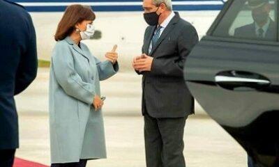 Yunan basınından Rodos ziyaretine giden Cumhurbaşkanı Sakelaropulu'ya tepki