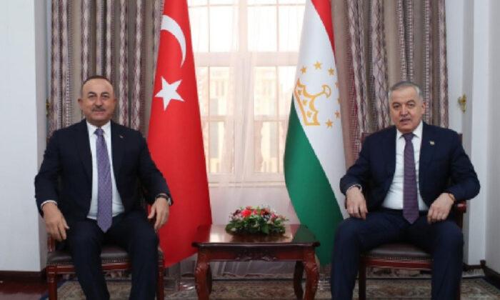 Çavuşoğlu: Tacikistan'a vizesiz girişler için çalışıyoruz