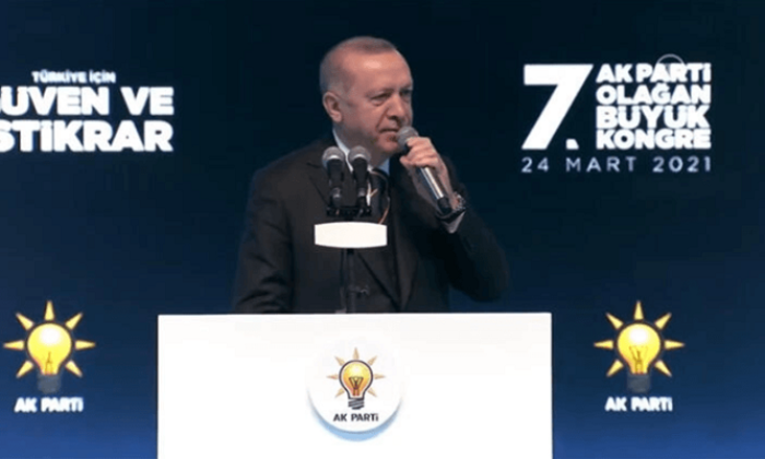 Cumhurbaşkanı Erdoğan 2023 manifestosunu açıkladı