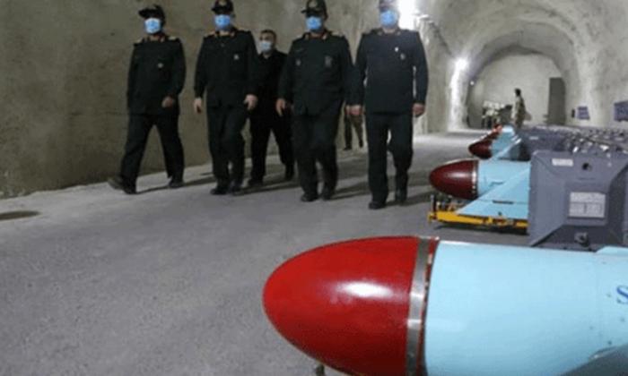 İran'ın gizli füze üsleri ortaya çıktı! ABD'ye saldırı planı