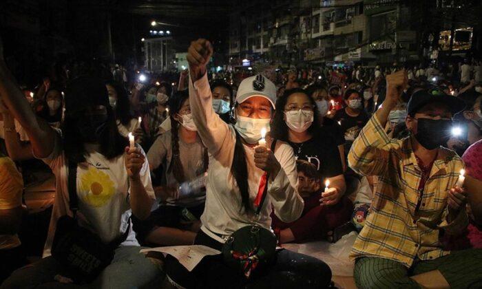 Myanmar'daki protestolarda ölenlerin sayısı 11'e yükseldi