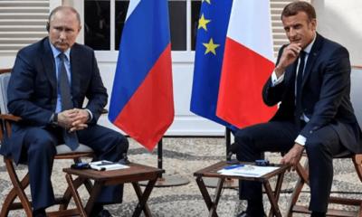 Rusya ve Fransa arasında gizlenen gerilim!