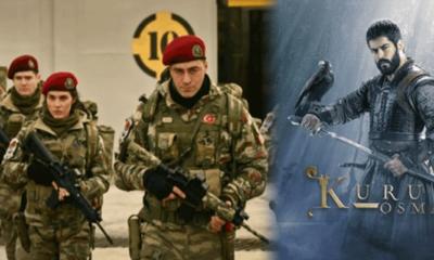 Savaşçı dizisinden Kuruluş Osman'a bomba 2 transfer