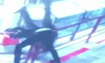 Şişli'de saldırdığı esnafı 12'nci kattan aşağı attı