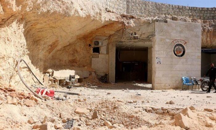 İdlib'de hastaneye top saldırısı! Ölü ve yaralılar var