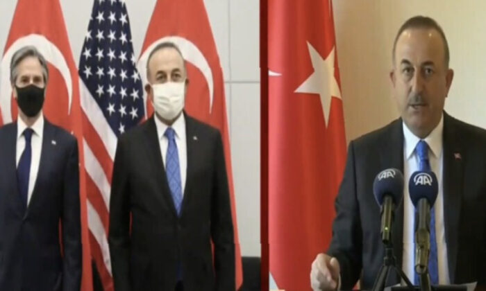 Bakan Çavuşoğlu'dan Blinken görüşmesi sonrası açıklama