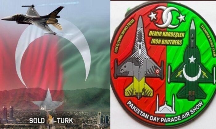 SOLOTÜRK, Pakistan'daki Milli Gün etkinliklerinde gösteri uçuşu yapacak
