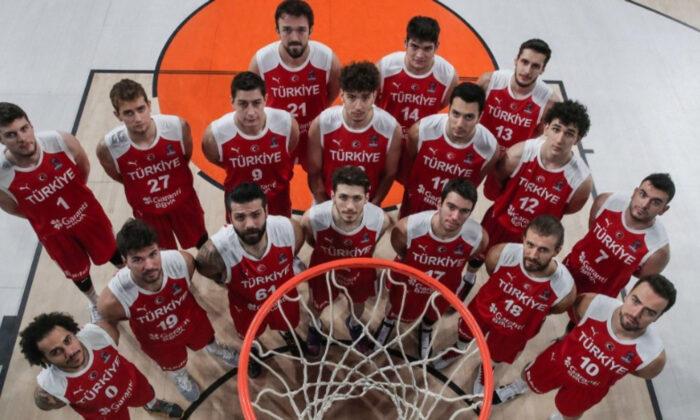 12 Dev Adam'ın 2022 Avrupa Basketbol Şampiyonası fikstürü belli oldu