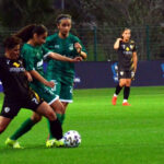 Turkcell Kadın Futbol Ligi 2020-2021 sezonunda ilk maçlar tamamlandı