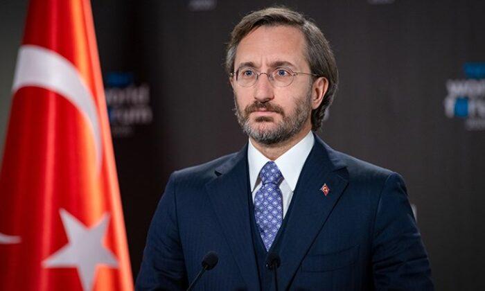 Altun: Sözde Ermeni soykırımı iddiası siyasi hesaplardan beslenen bir iftiradır