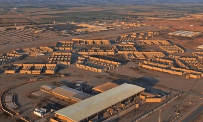 Irak'ın Salahaddin ilindeki Beled Askeri Üssü'ne roketli saldırı