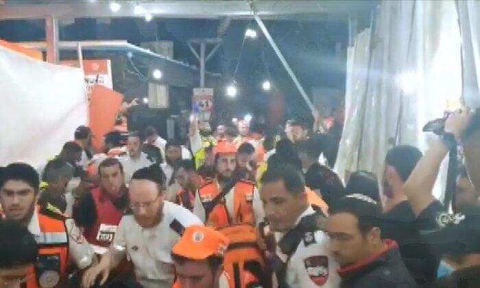 İsrail'de, Lag BaOmer Bayramı kutlamalarında yaşanan izdiham nedeniyle en az 38 kişi öldü