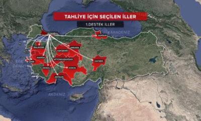 7,5'lik deprem senaryosu! İstanbullu böyle tahliye edilecek