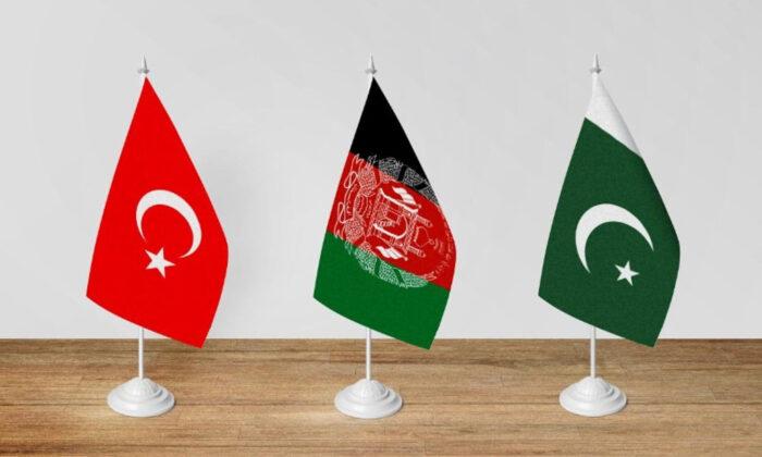 Türkiye-Afganistan-Pakistan'dan ortak bildiri